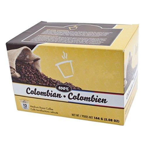 72 Danmar 100% Colombian Keurig Compatible Capsules