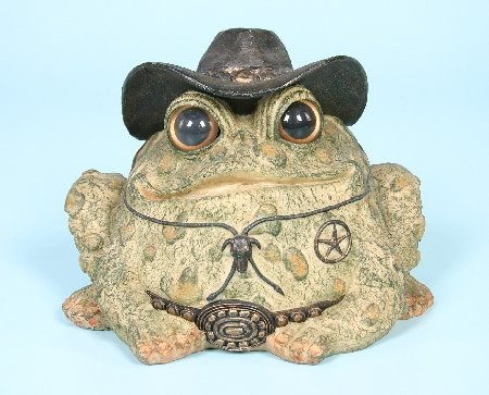 Homestyles Toad Hollow #94024 Figurine Sheriff