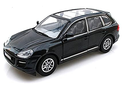 Porsche Cayenne Turbo 1/24 Black