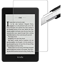 "M.G.R.J® Tempered Glass for All Kindle Paperwhite (10th Gen - 2018 Release) (6"" inch) - Full Screen Coverage & Easy Installation Kit"