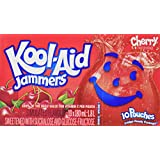 KOOL-AID JAMMERS Cherry 10/180ML x 4