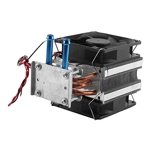 12V 180W Semiconductor Refrigeration Cooler Thermoelectric Peltier Water Cooling System DIY Device with Fan by Walfront (Image #8)