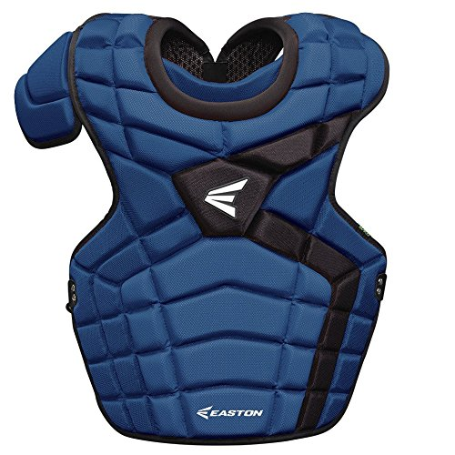 Easton Mako II Youth Catcher's Chest Protector, Royal/Black -