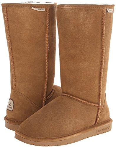 hickory Bottes Ankle Tall Bearpaw Femmes Emma Marron gYwTx8qtH