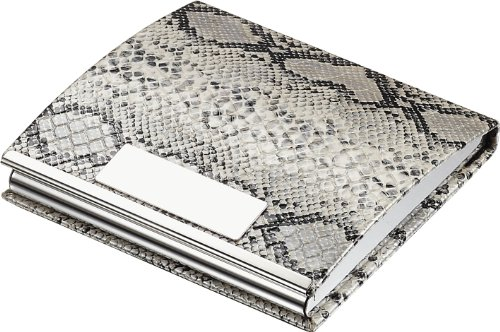 Visol Products Python Snake Pattern Cigarette (Pattern Cigarette Case)