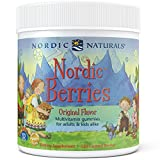 Best Child Vitamins - Nordic Naturals Nordic Berries Multivitamin - Chewable Vitamin Review