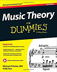Image of the product NEW   Music Theory For that is listed on the catalogue brand of Holly Day Michael Pilhofe.