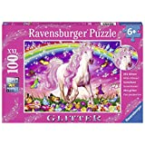 Ravensburger Horse Dream - 100 pc Glitter Puzzle