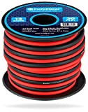 InstallGear 12 Gauge Speaker Wire (30-feet - Red/Black)