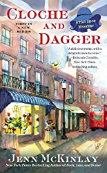 Cloche and Dagger (A Hat Shop Mystery Book 1)