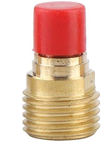 "45V44 Gas Lens Collet Body 2.4mm 3//32/"" for TIG Welding Torch WP-9//20//25"