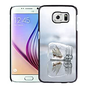 NEW DIY Unique Designed Samsung Galaxy S6 Phone Case For Sailboat In The Bottle Phone Case Cover