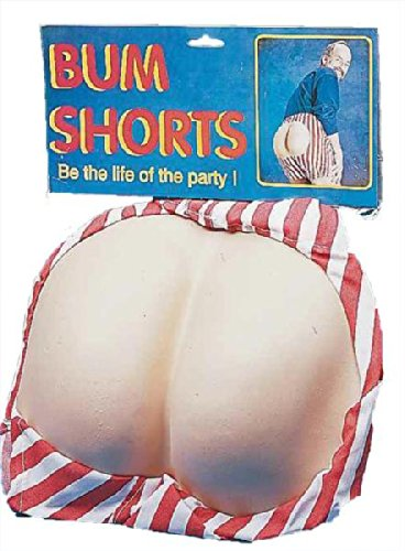 Bum Shorts Adult Accessory]()