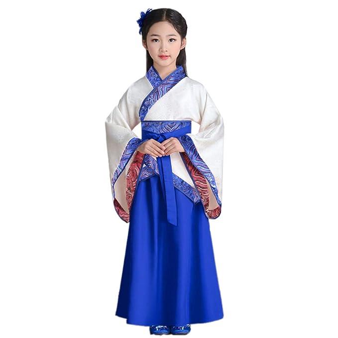 Amazon.com: Ez-sofei - Vestido unisex chino tradicional de ...