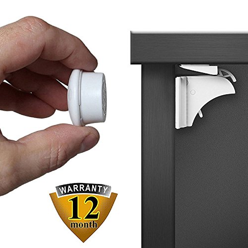 Safety Magnetic Cabinet Install Adhesive