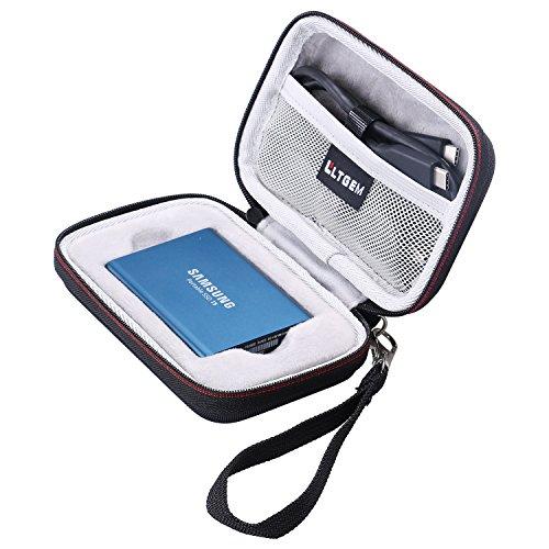 LTGEM Case for Samsung T5/T3/T1 Portable 250GB 500GB 1TB 2TB SSD USB 3.1 External Solid State Drives