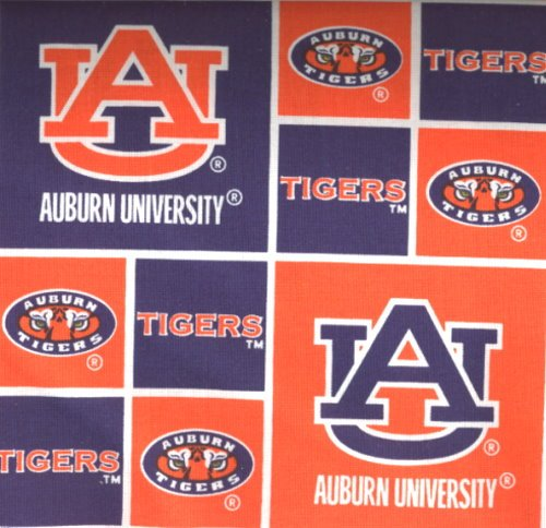 University of Auburn By Sykel- 100% Cotton 44