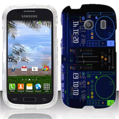 For Samsung Galaxy Ace Style S765C Mixers plastic cover case (Ace Mixer)