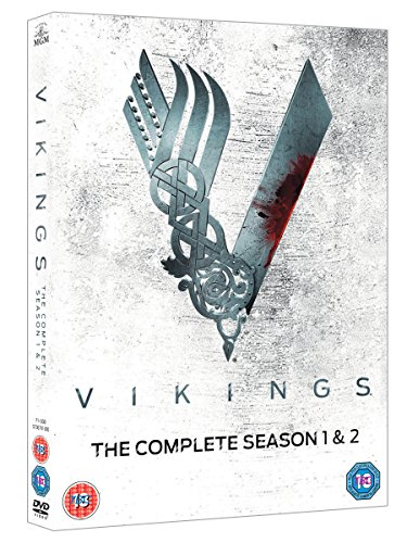 Vikings: Season 1 And 2 [DVD] (The Vikings Season 2 compare prices)