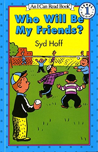 Read Online Who Will Be My Friends? (Easy I Can Read Series) ebook