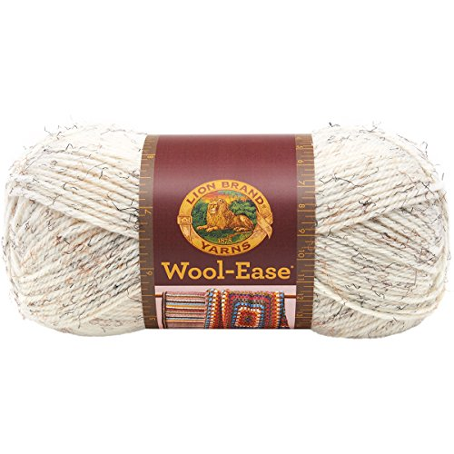- Lion Brand Wool-Ease Yarn (402) Wheat, 7693 Lt Cashmere