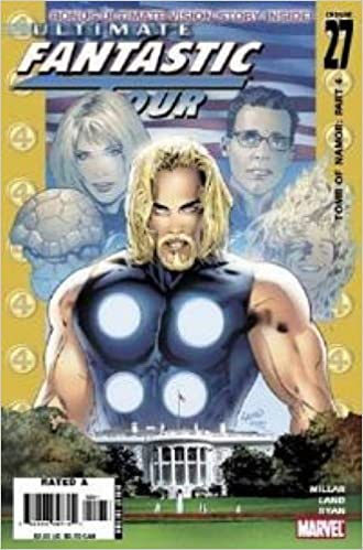 Télécharger le livre en pdf gratuitement Ultimate Fantastic Four, Edition# 27 (Littérature Française) PDF
