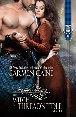 Heather House: The Witch of Threadneedle Street: (Scottish Romance)