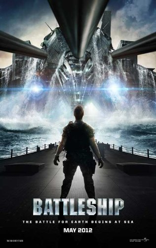 Battleship (2012) 27 x 40 Movie Poster - Style A