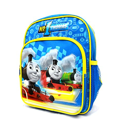 NEW Thomas the Tank Engine 10 Preschool Mini Backpack with Lunch Bag