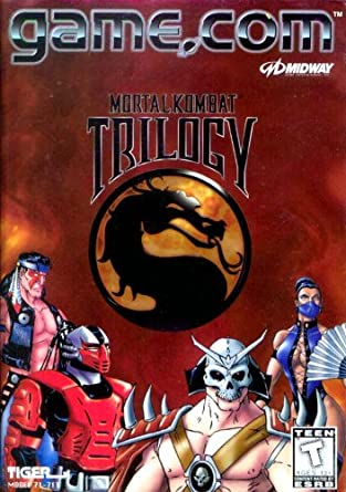 Mortal kombat trilogy apk + data | Download ultimate mortal