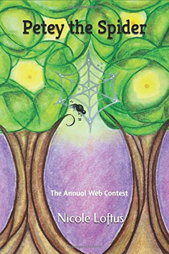 Petey the Spider: The Annual Web Contest