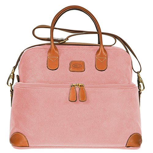 Bric's Life Tuscan Cosmetic Train Case Bag, Pink by Bric's