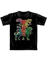 T-Rex Youth Tee Shirt (Glow in the Dark)