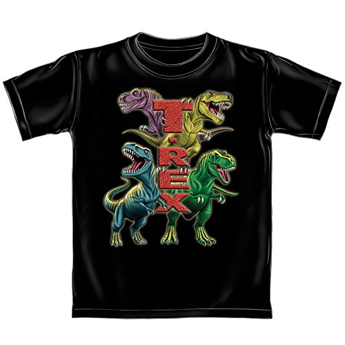 T-Rex Youth Tee Shirt (Glow in the Dark) (Kids ()