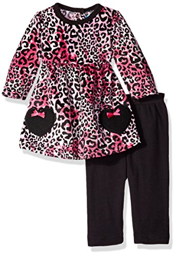 cheetah dresses for babies - 1