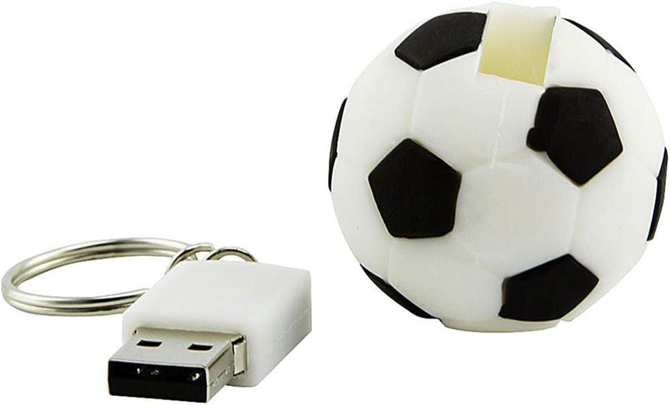 Memoria USB 2.0 con Forma de balón de fútbol (32.00GB), Color ...