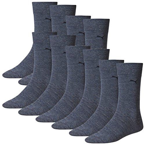 Casual klassischen f 10 Menge von Socken Puma Business KcFJlT13u