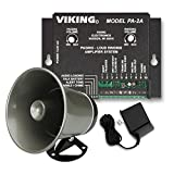 Viking Paging System with Amplifier and Speaker