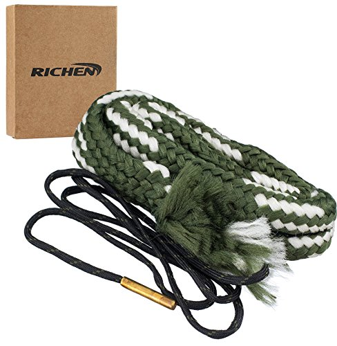 - Richen Boresnake Gun Cleaning,Gun Barrel Cleaner,Gun Bore Cleaner for Rifle/Pisto/Shotgun(G07:20 GA Gauge)