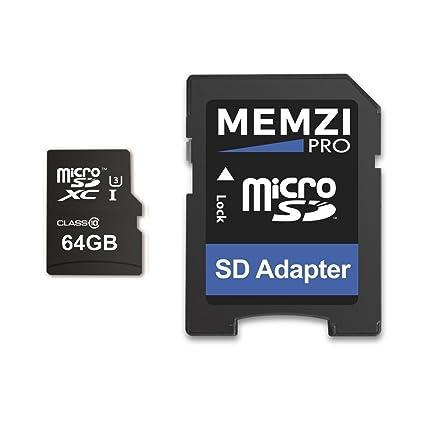 Tarjeta de memoria micro SDXC de 64 GB para Huawei P de ...