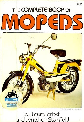 Price comparison product image The Complete Book of Mopeds