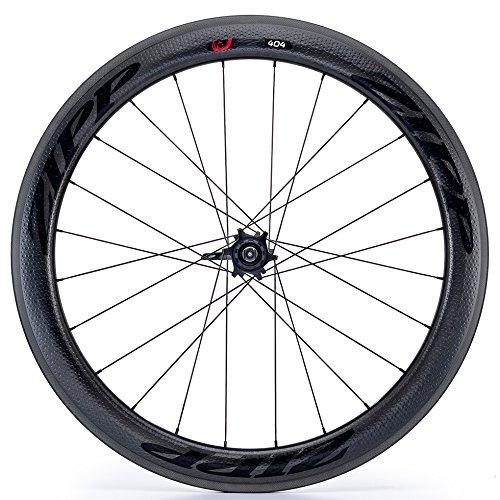 Zipp 404 Firecrest Carbon Clincher Road Wheelset Black Decal 10/11 Speed SRAM/Shimano