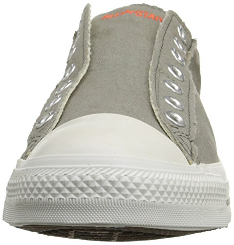 Converse CT AS Slip Ox Charcoal Kids Trainers