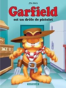 """Afficher """"Garfield n° 23<br /> Garfield est un drôle de pistolet"""""""
