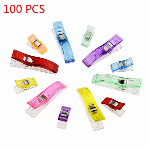 candora-100pcs-sewing-and-quilting-craft-clips-wonder-clip-quilt-tools-sewing-clipsbinding-clips-qui