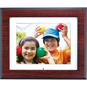 Amazoncom Hp Df800 8 Inch High Resolution Digital Picture Frame