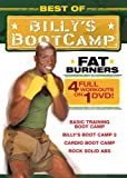 Billy's Bootcamp-Best of Fat Burners [Import]
