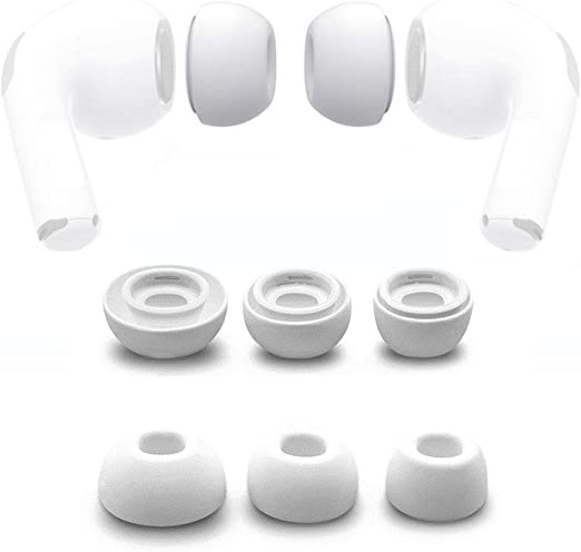 Amazon.com: Eartips Cover - 6pc Silicone Replacement Ear Tips Buds