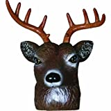 River's Edge Deer Antenna Topper, Brown