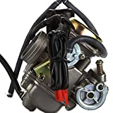 #4: NEW Carburetor YERF DOG DOGG GY6 150 150cc Scooter Moped Go Kart Carb
